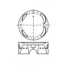 Поршень для двигателя HONDA B20A3